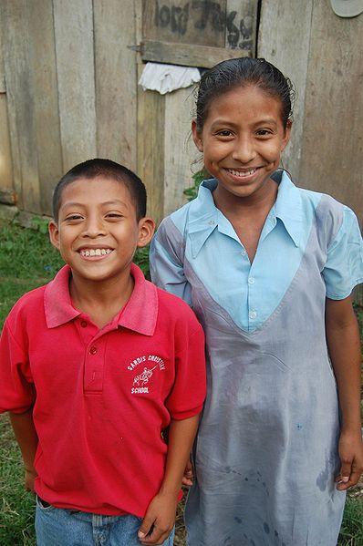 Belize Children