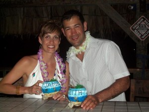 Honeymoons in Belize with wedding and honey planner romantictravelbelize.com