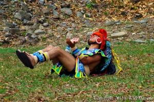 Maya-Cultural-Dance-Cradle-Position