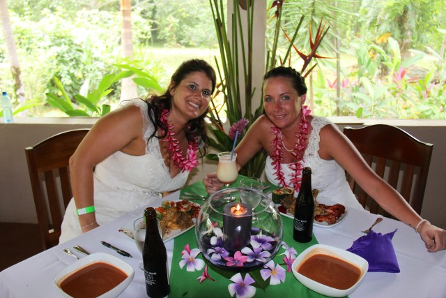 Wedding Feast-Destination Weddings Belize