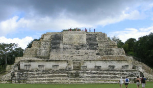 Altun Ha Maya Ruin in Belize with romantictravelbelize.com