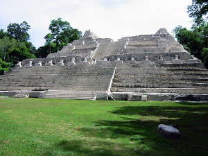 Caracol Maya Ruin in Belize with romantictravelbelize.com